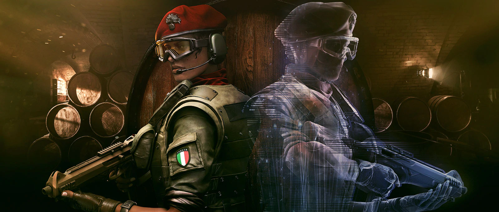 Rainbow Six Siege could become free-to-play eventually if Ubisoft solves smurfing