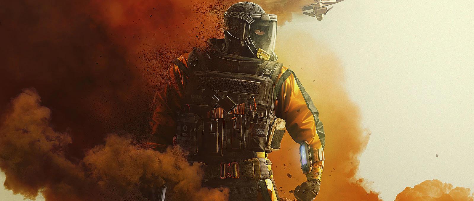 Rainbow Six Siege launches 35-tier Around the World Battle Pass