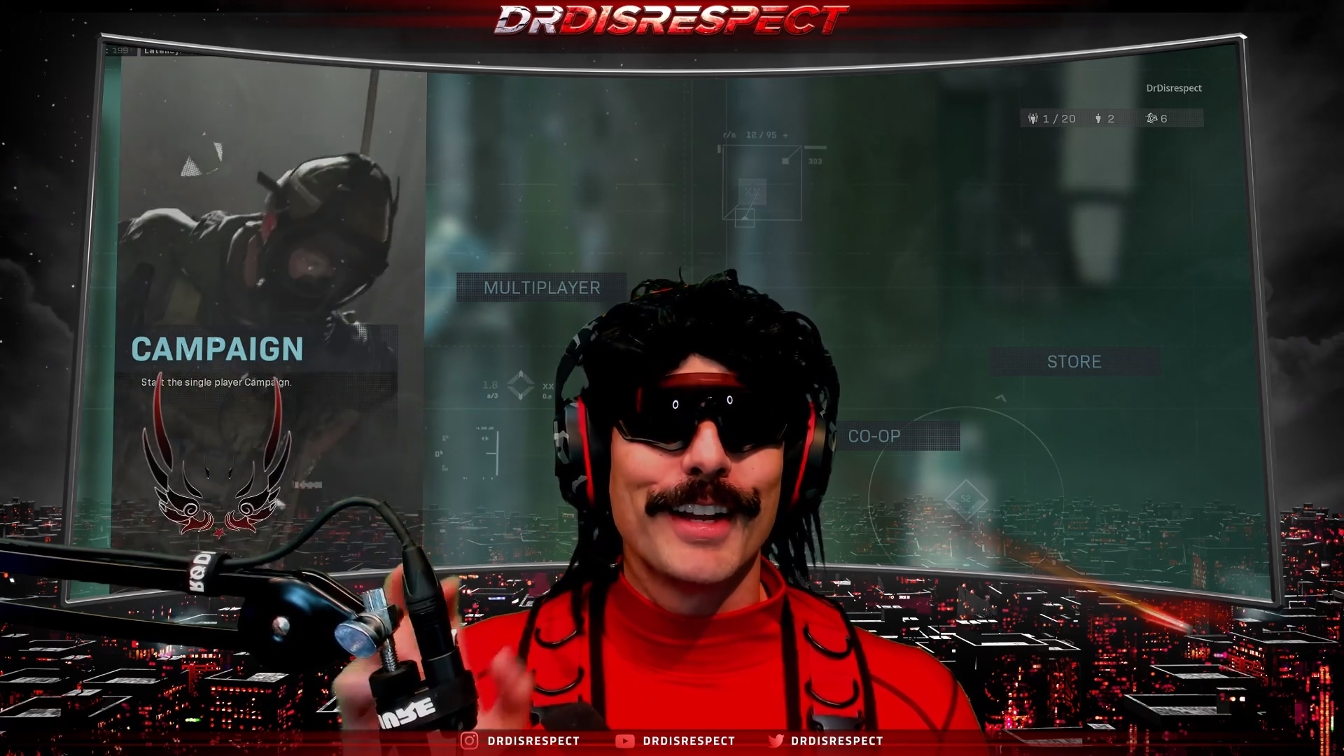 Dr Disrespect showcases his insane clutch ability in CS:GO