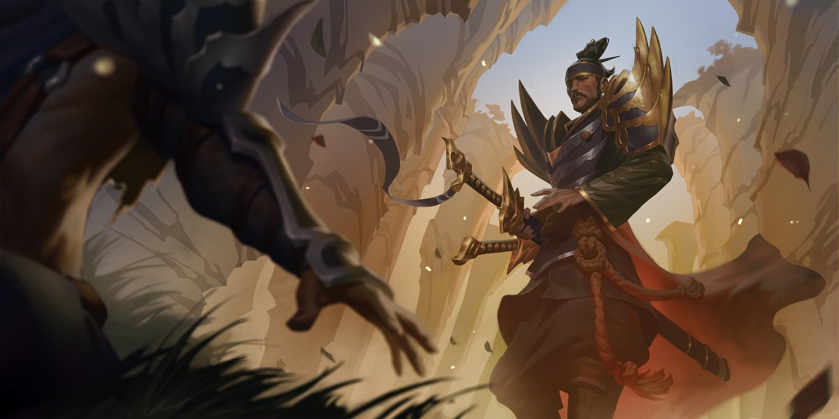 Could Yone, Yasuo's brother, be the next League champion?