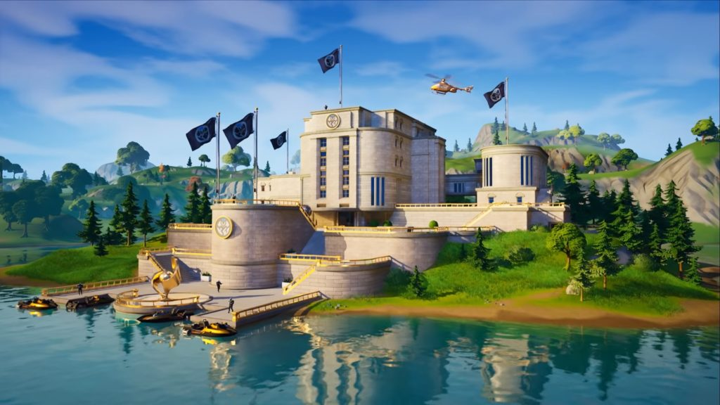 Here Are The Fortnite Chapter 2 Season 2 Map Changes Dot Esports