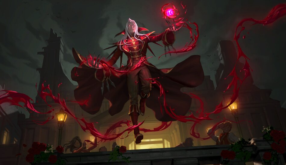 Legends of Runeterra Vladimir