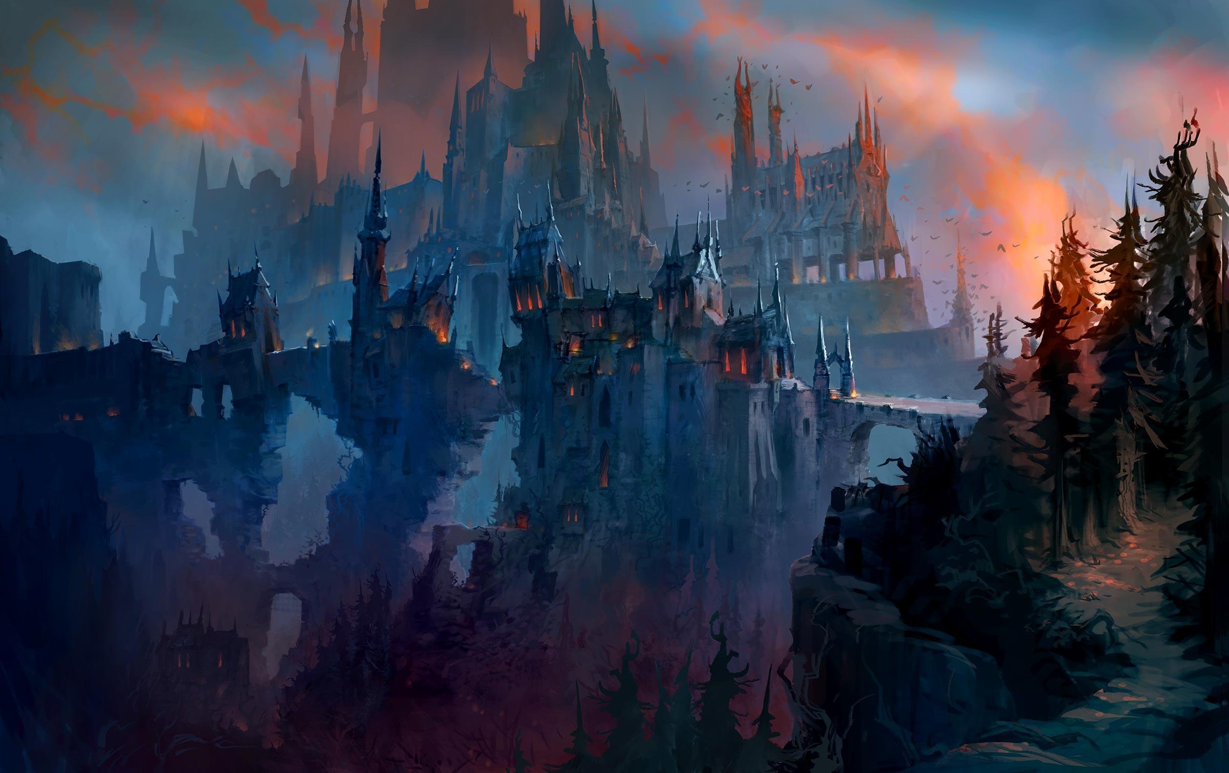 World of Warcraft Shadowlands alpha now live