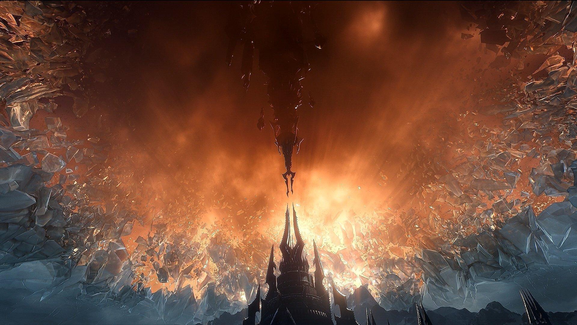 World of Warcraft's Ion Hazzikostas talks about Shadowlands alpha