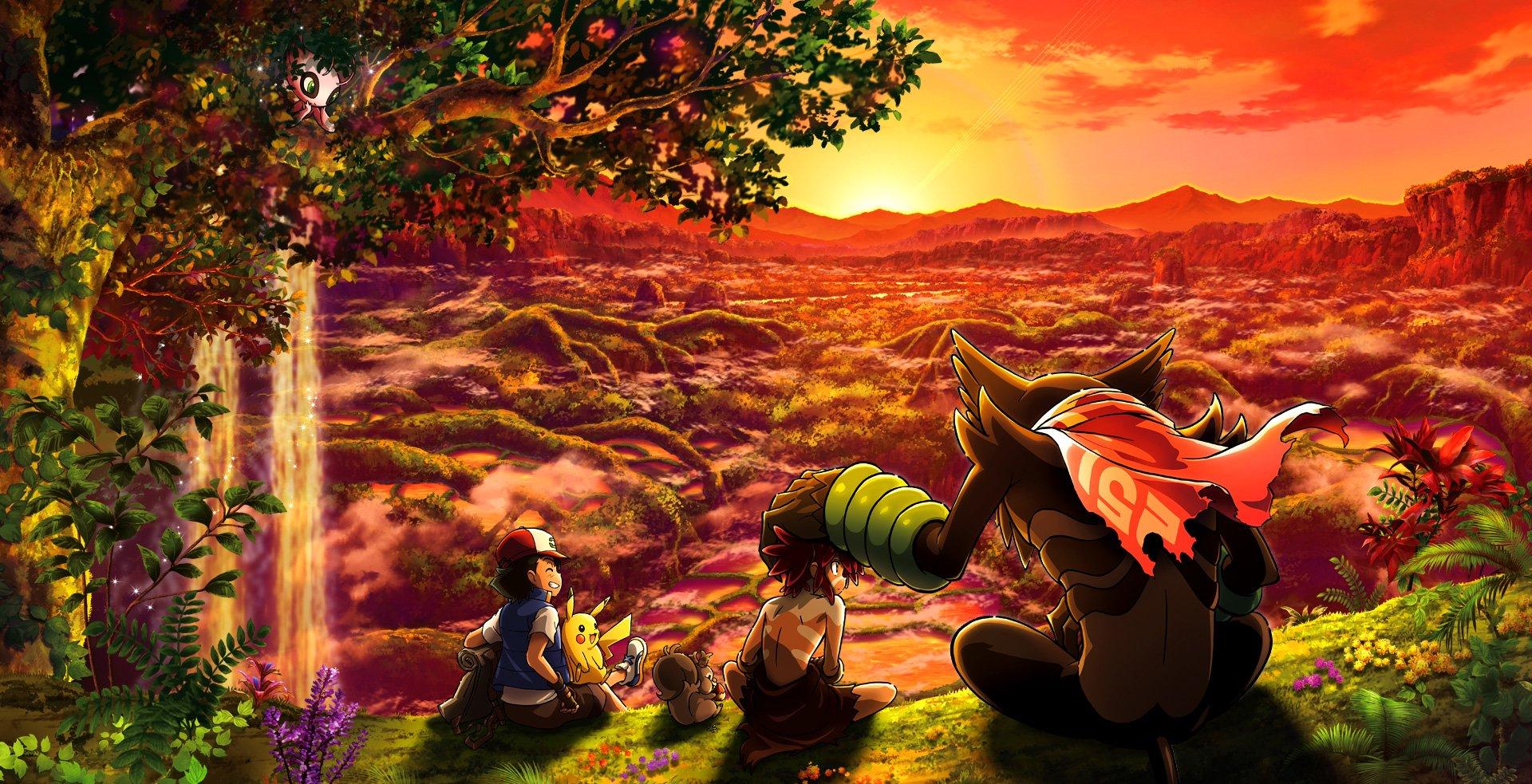 New trailer for Pokémon Movie 23: Coco shows off Zarude and Shiny Celebi