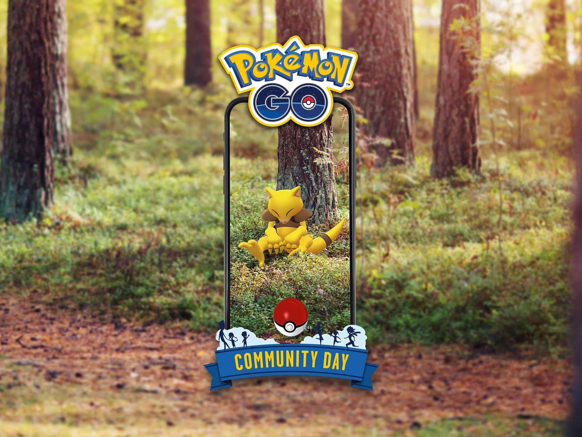 Abra is Pokémon Go's March 2020 Community Day
