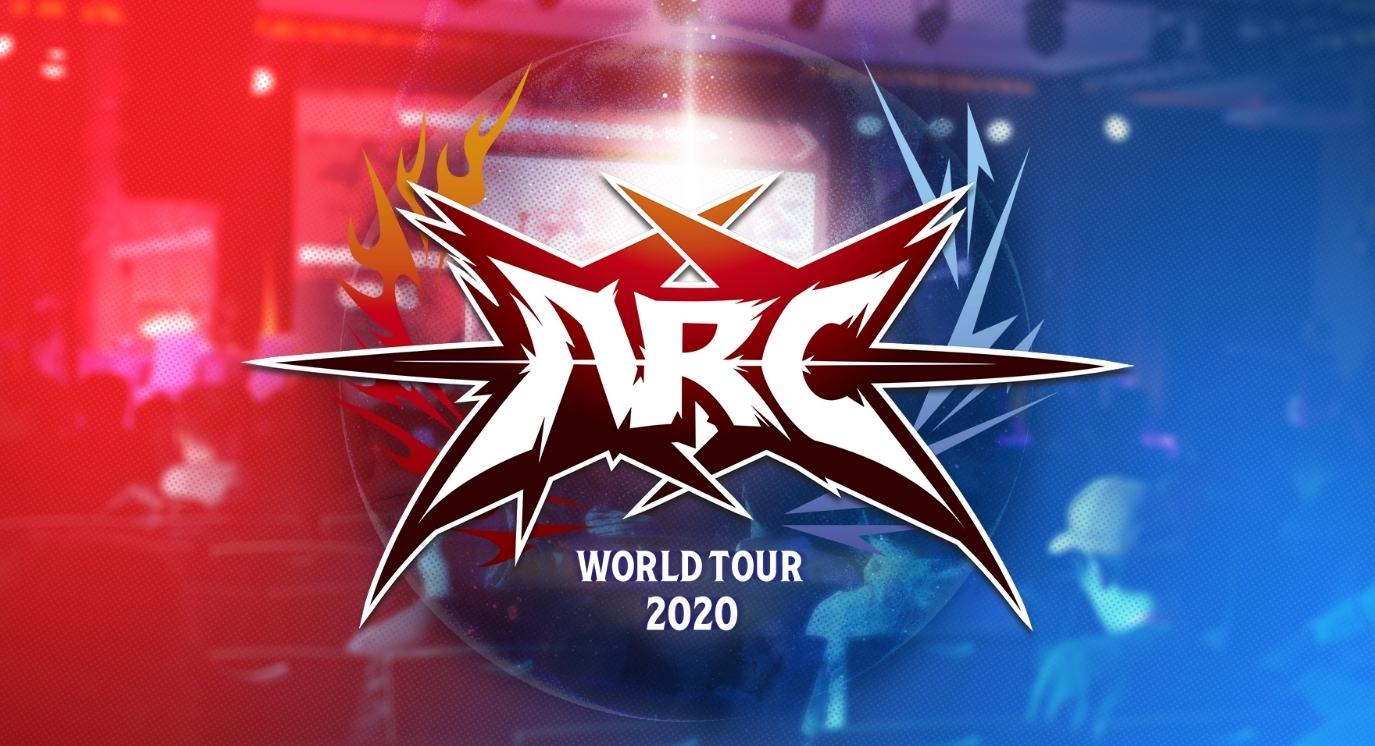 Arc World Tour 2020 canceled due to coronavirus outbreak