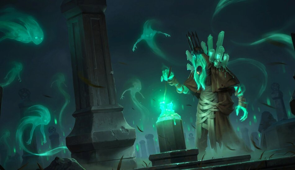Here's everything you need to know about Legends of Runeterra's ranked reset and beta rewards