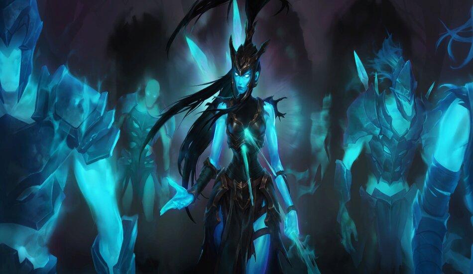 Legends of Runeterra Kalista