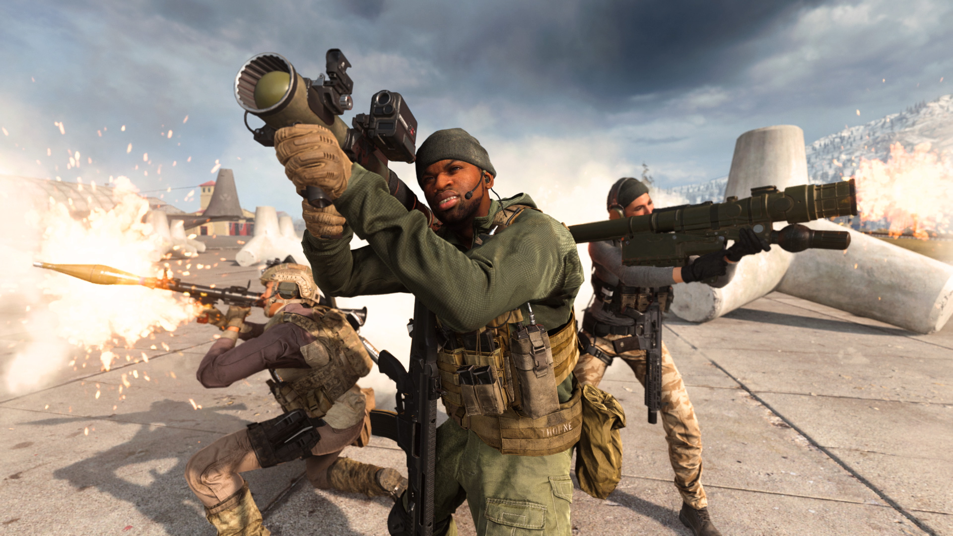 Trios to return to Call of Duty: Warzone after player backlash