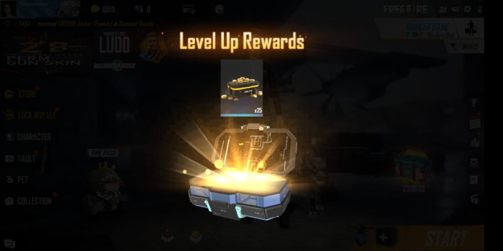 How To Level Up Fast In Garena Free Fire Dot Esports
