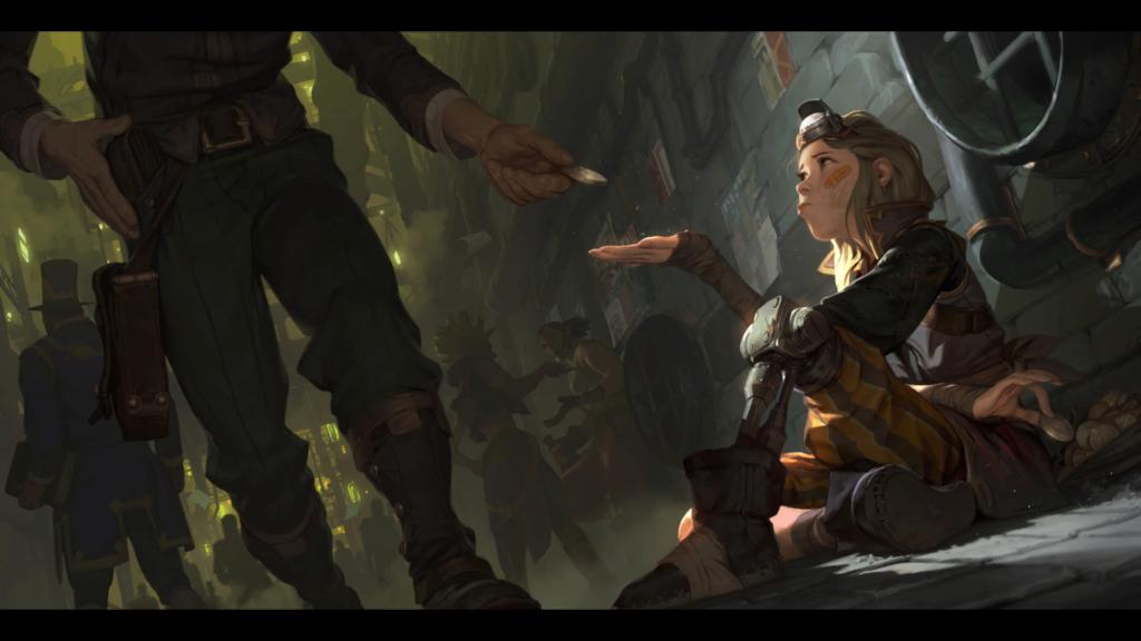 In-depth analysis of Legends of Runeterra's economy 1