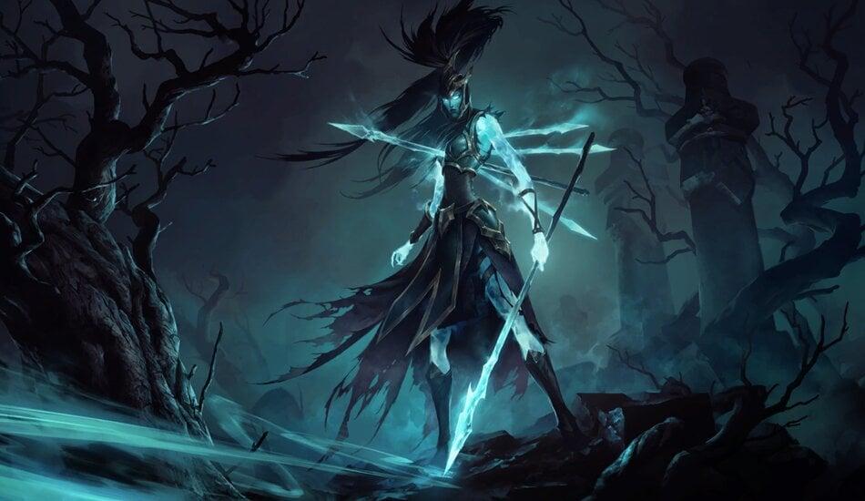 Kalista Legends of Runeterra
