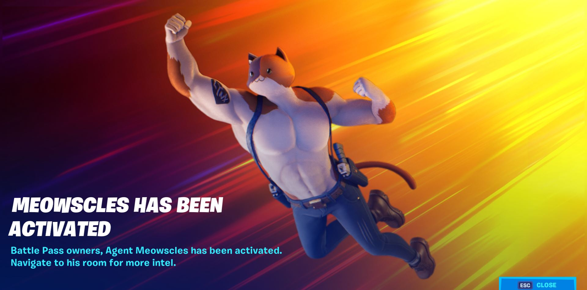 How to complete Meowscles' Mischief challenges in Fortnite