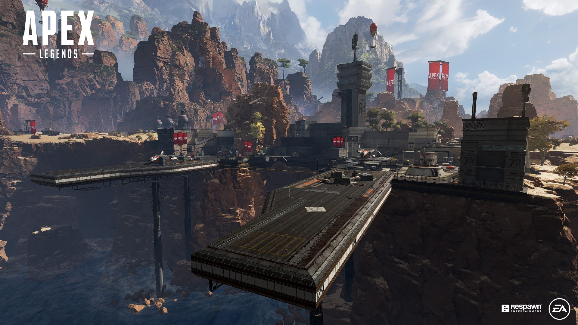 Kings Canyon returns to Apex's map rotation for the weekend