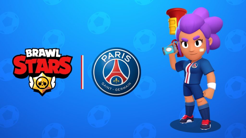 Brawl Stars Launches Paris Saint Germain Challenge Giving Players The Chance To Win A Skin Dot Esports