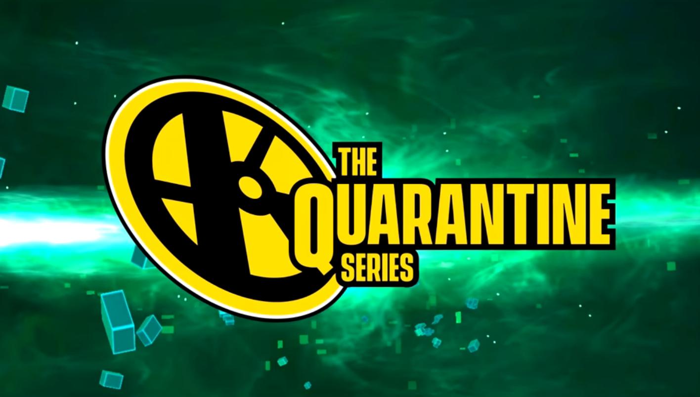 Alpharad, Cr1TiKaL launch Super Smash Bros. Ultimate Quarantine Series