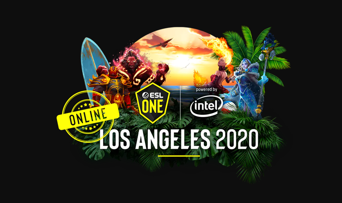ESL One Los Angeles Online: Live results and standings