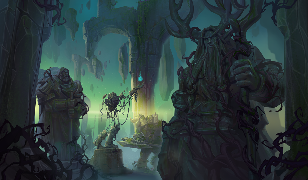 Bladestorm joins Hearthstone's upcoming Ashes of Outland expansion