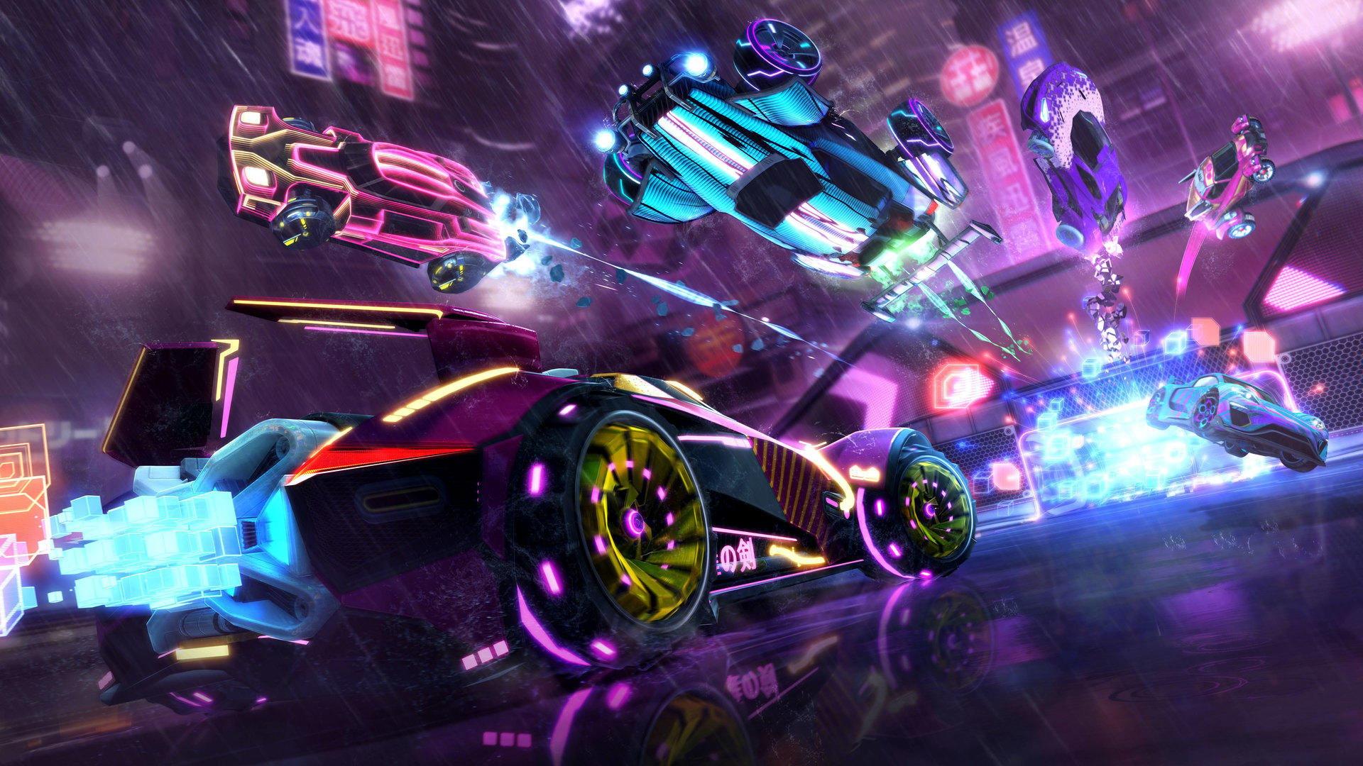 Best Rocket League Cars Dot Esports