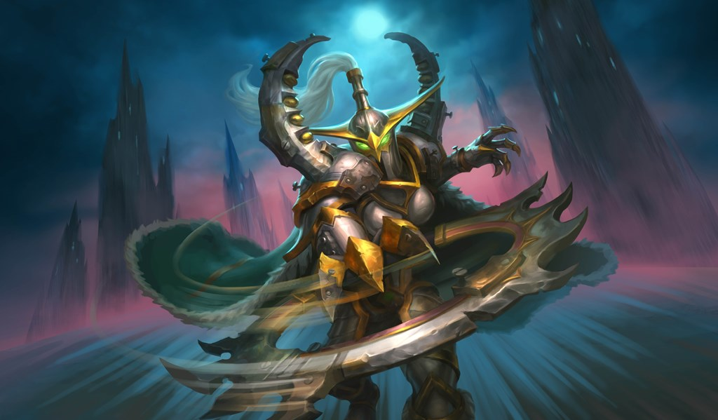 Skeletal Dragon joins Priest class in Hearthstone's Ashes of Outland expansion