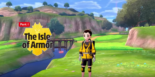Nintendo releases new information on Pokémon Sword and Shield's first expansion pass