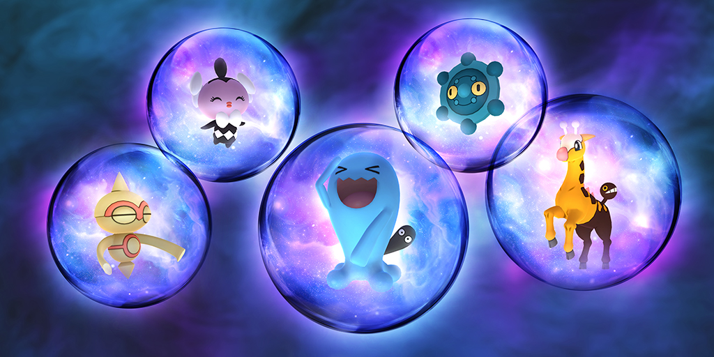 Pokémon Go Psychic Spectacular Event is rolling out now