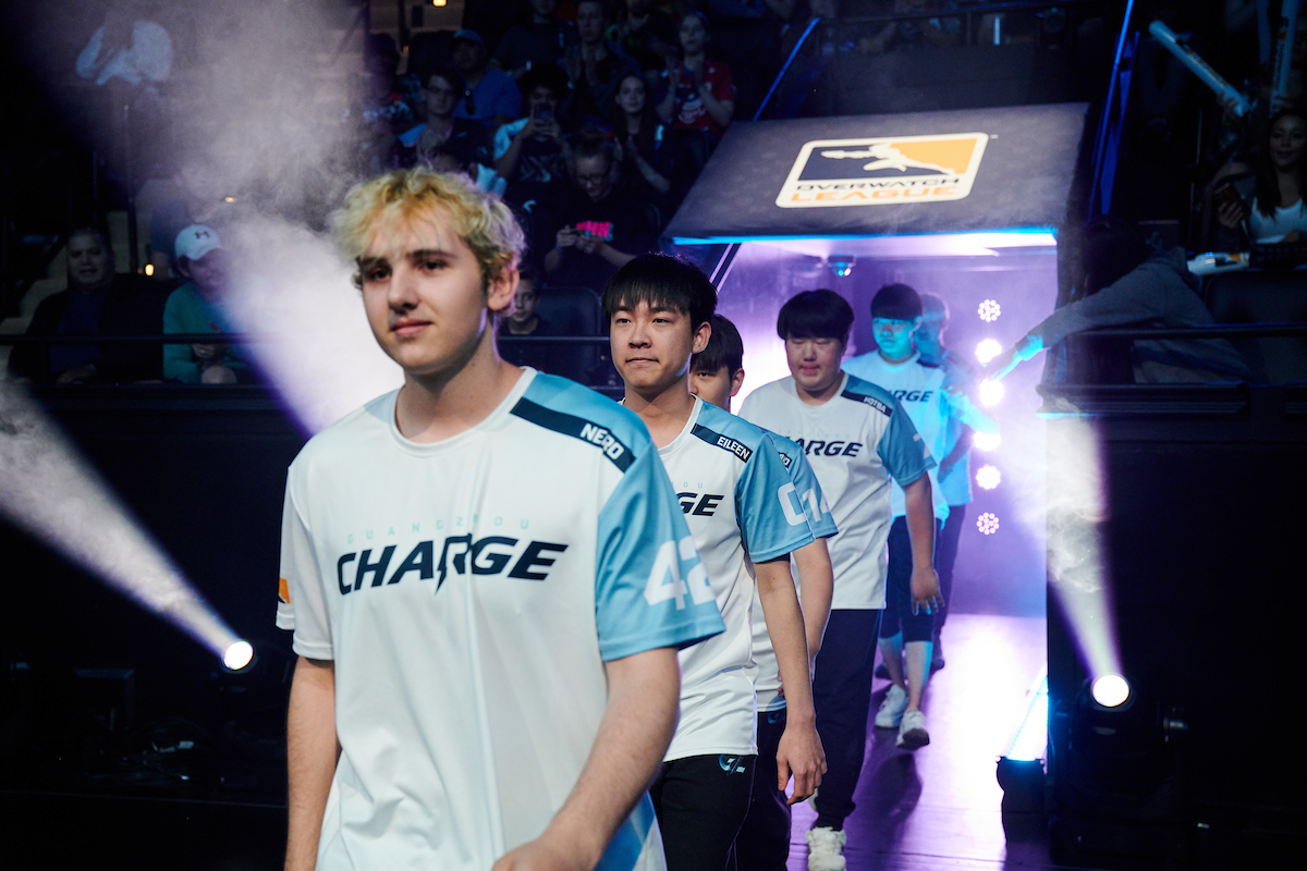 Reunited, rejuvenated: Guangzhou Charge team preview