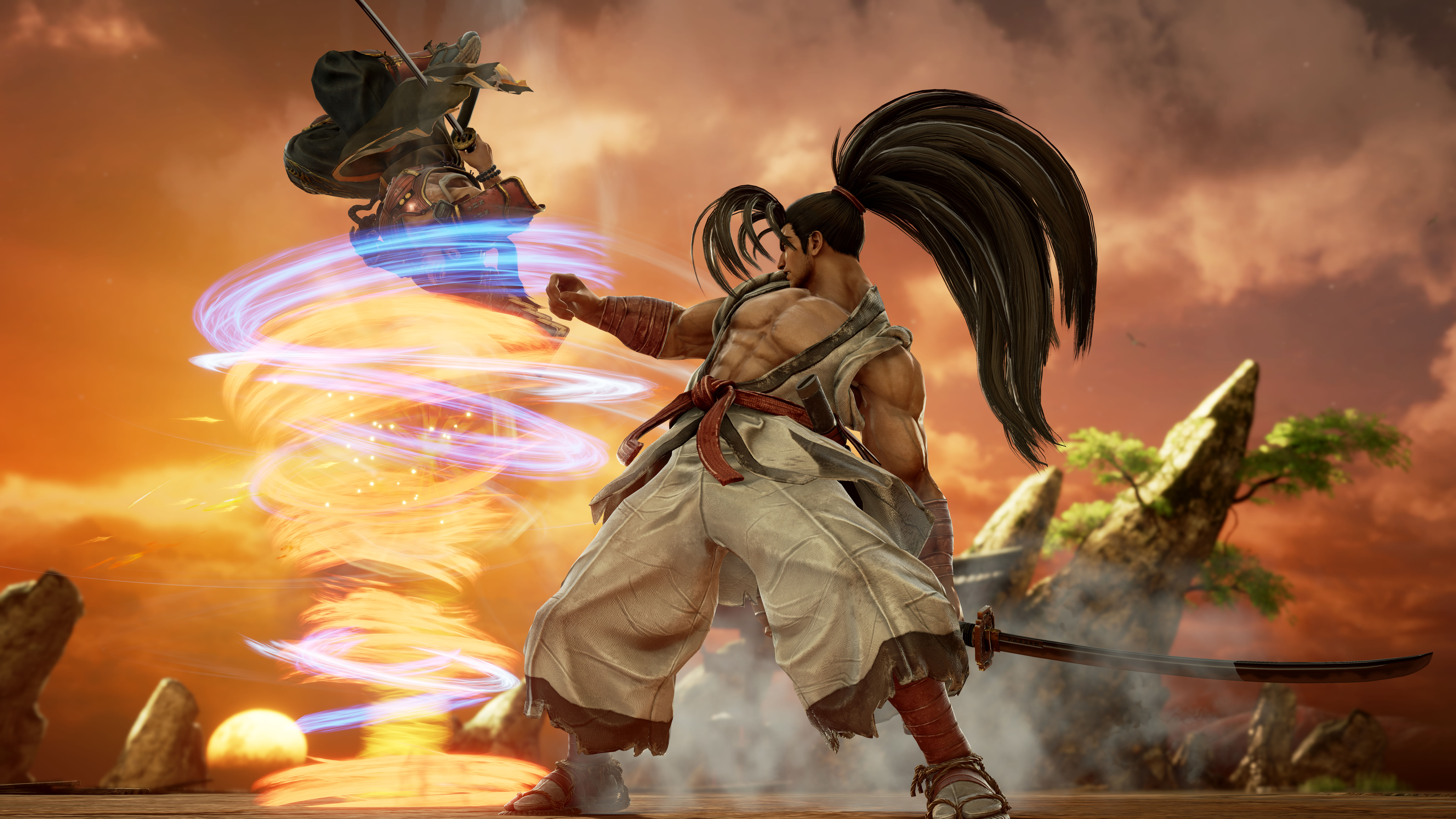 Samurai Shodown is coming to PC on June 11 as an Epic Games Store exclusive