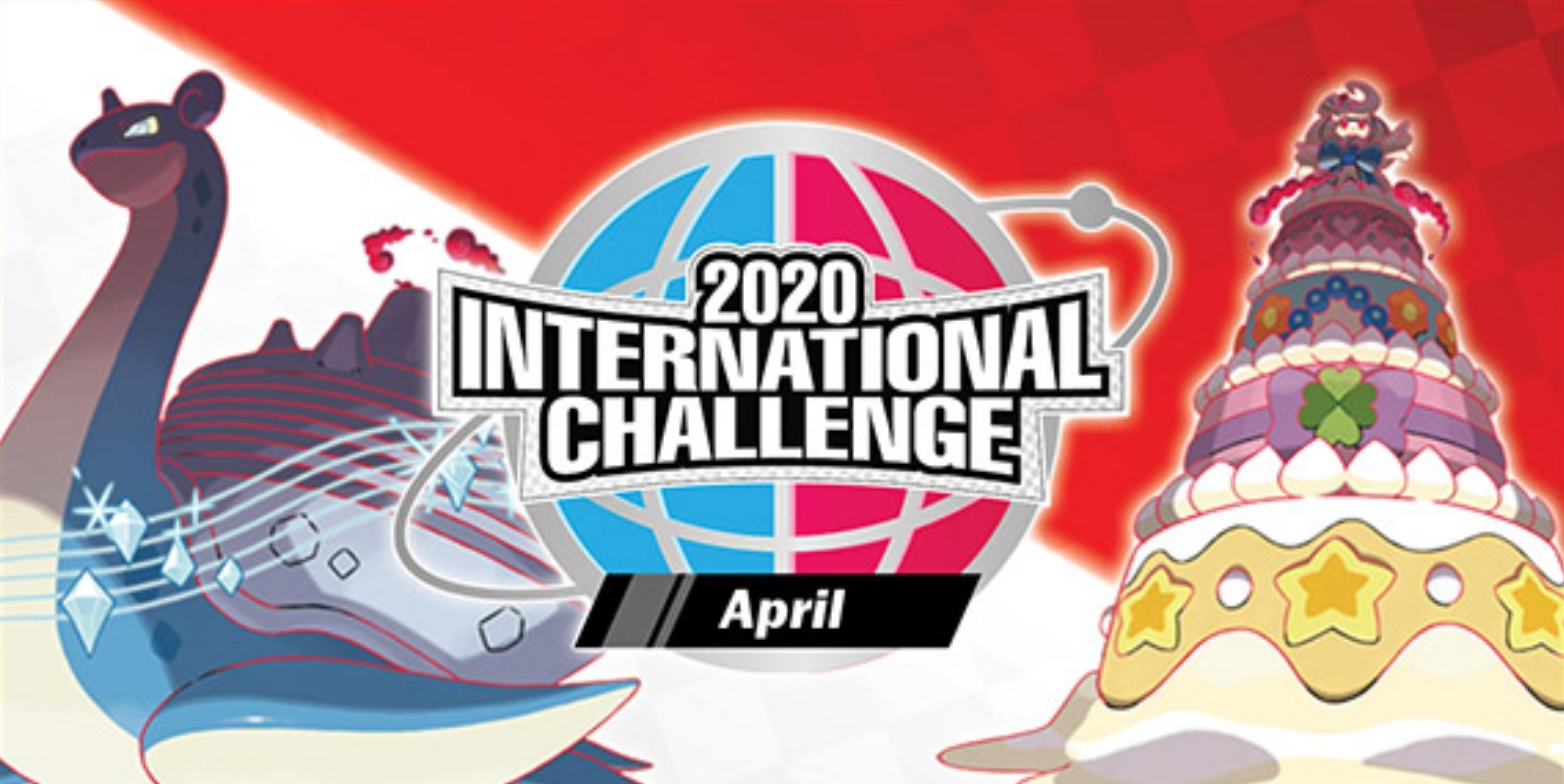 Registration is now open for the 2020 International Challenge April in Pokémon Sword and Shield