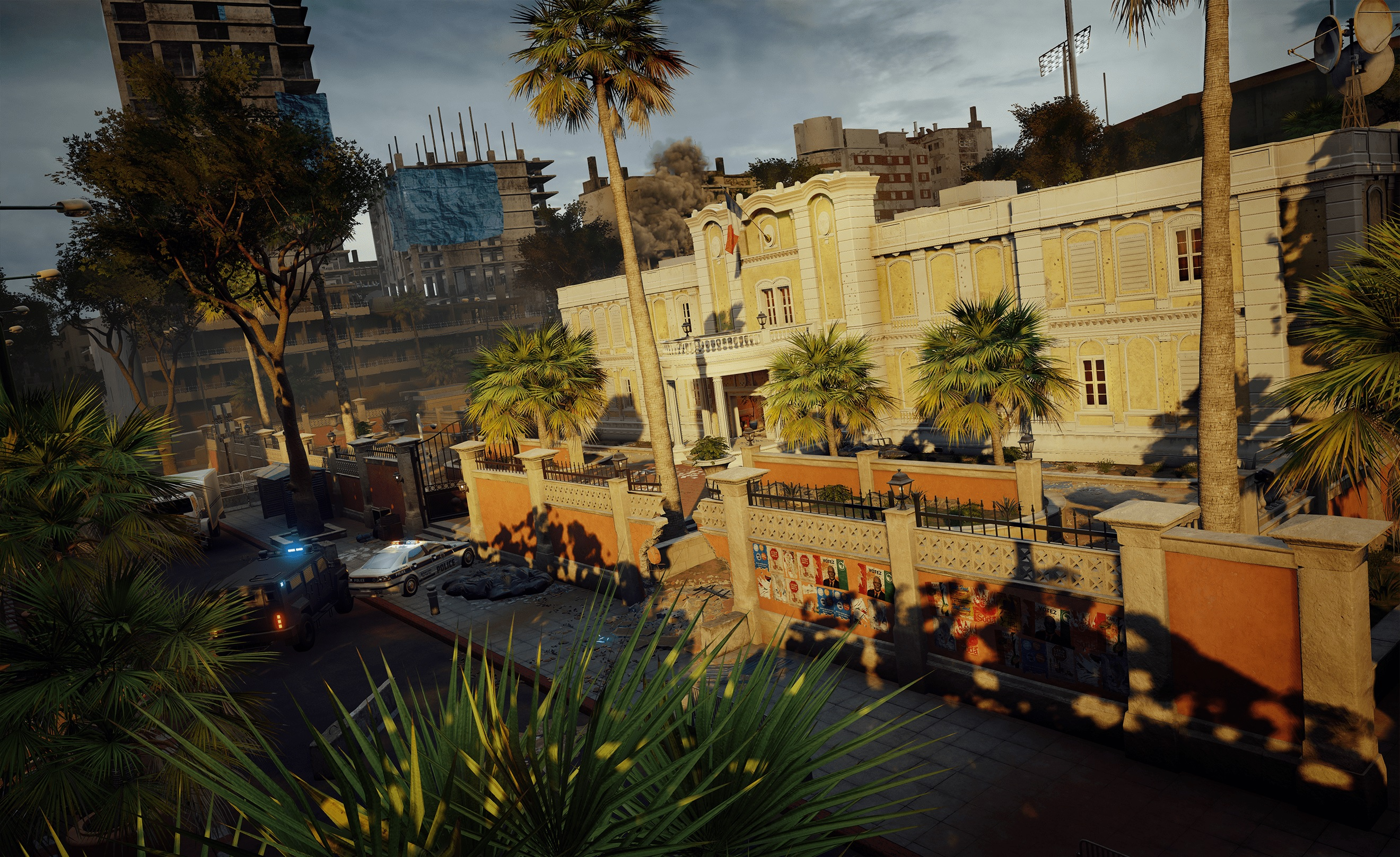Ubisoft disables Consulate map in Rainbow Six Siege following lighting glitch
