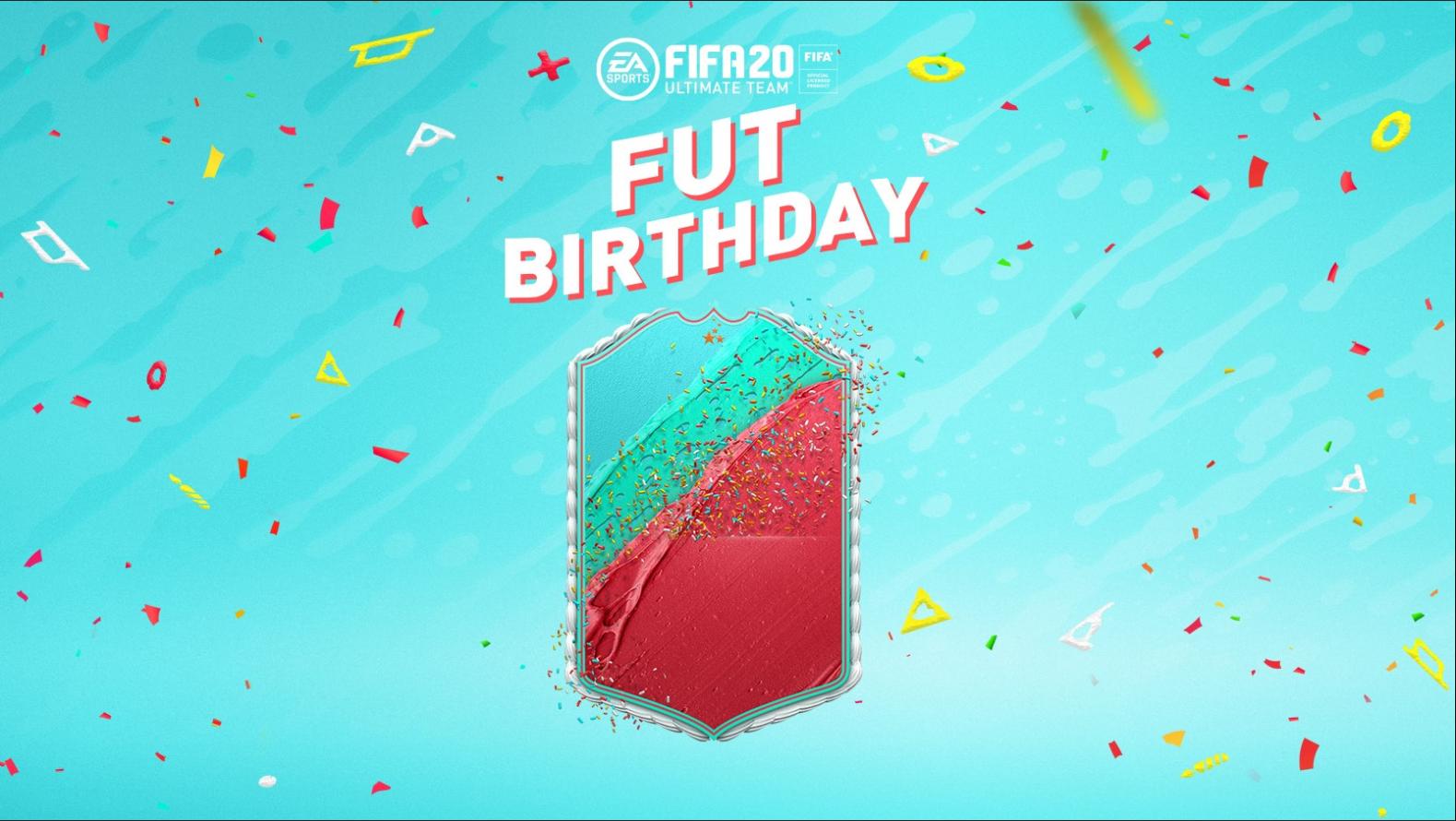 EA Sports adds FUT birthday promo into FIFA 20