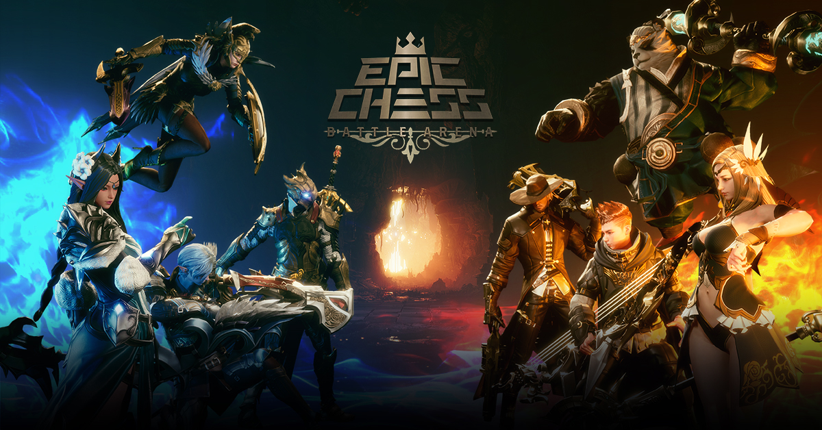 Epic Chess is gearing up for battle with a closed beta