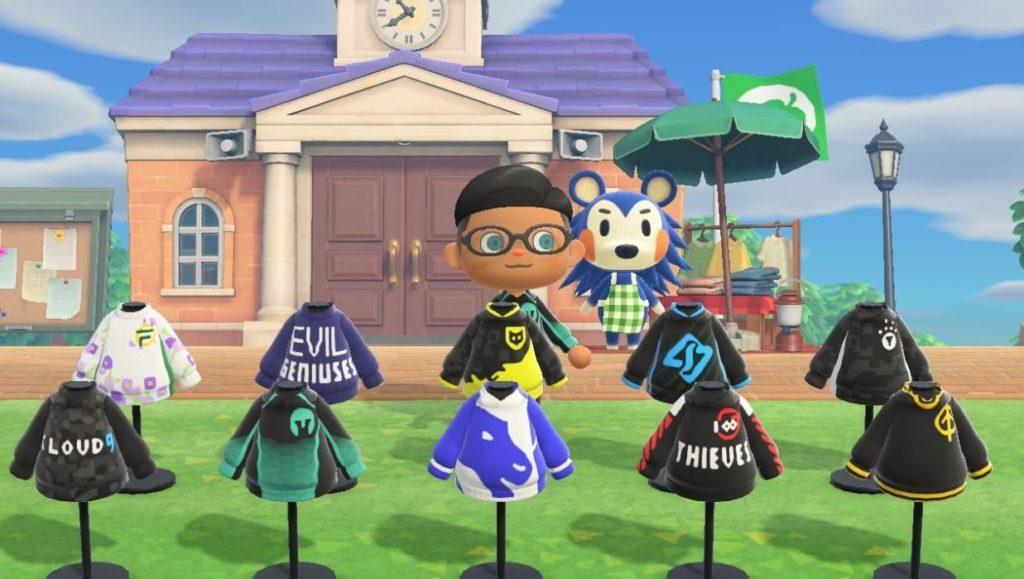 League of Legends fan designs every LCS team hoodie in ...