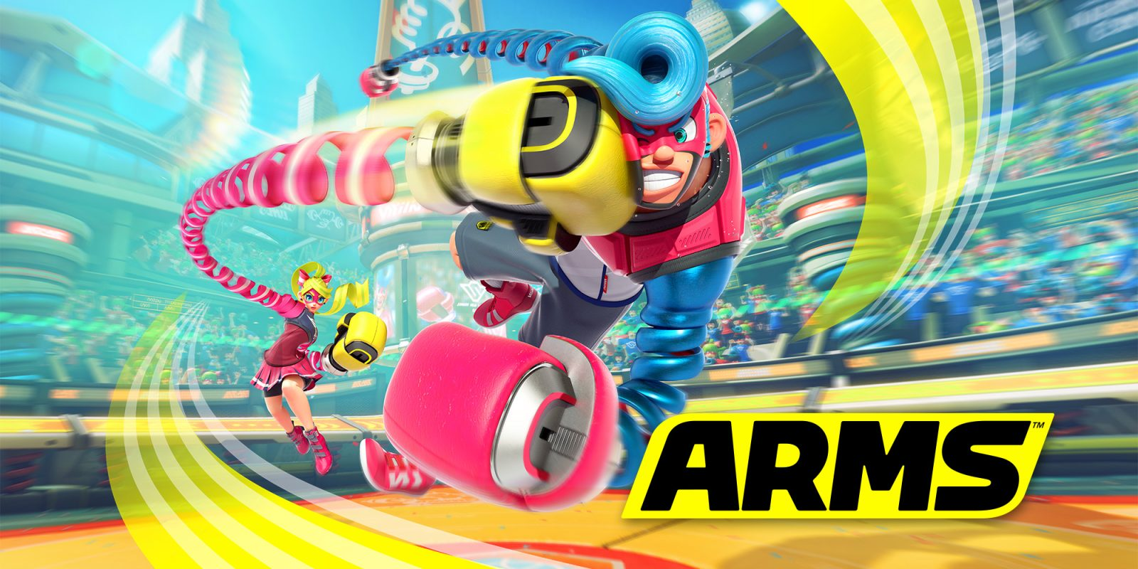 Who could the ARMS character coming to Super Smash Bros. Ultimate be?