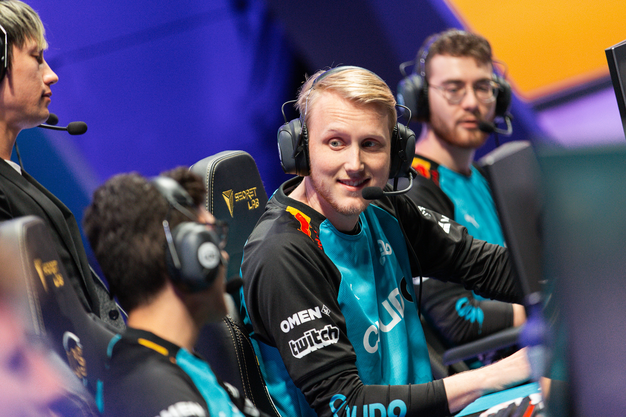 """Zven: """"I feel like I can be the best version of myself—both as a player and as a person—on Cloud9"""""""