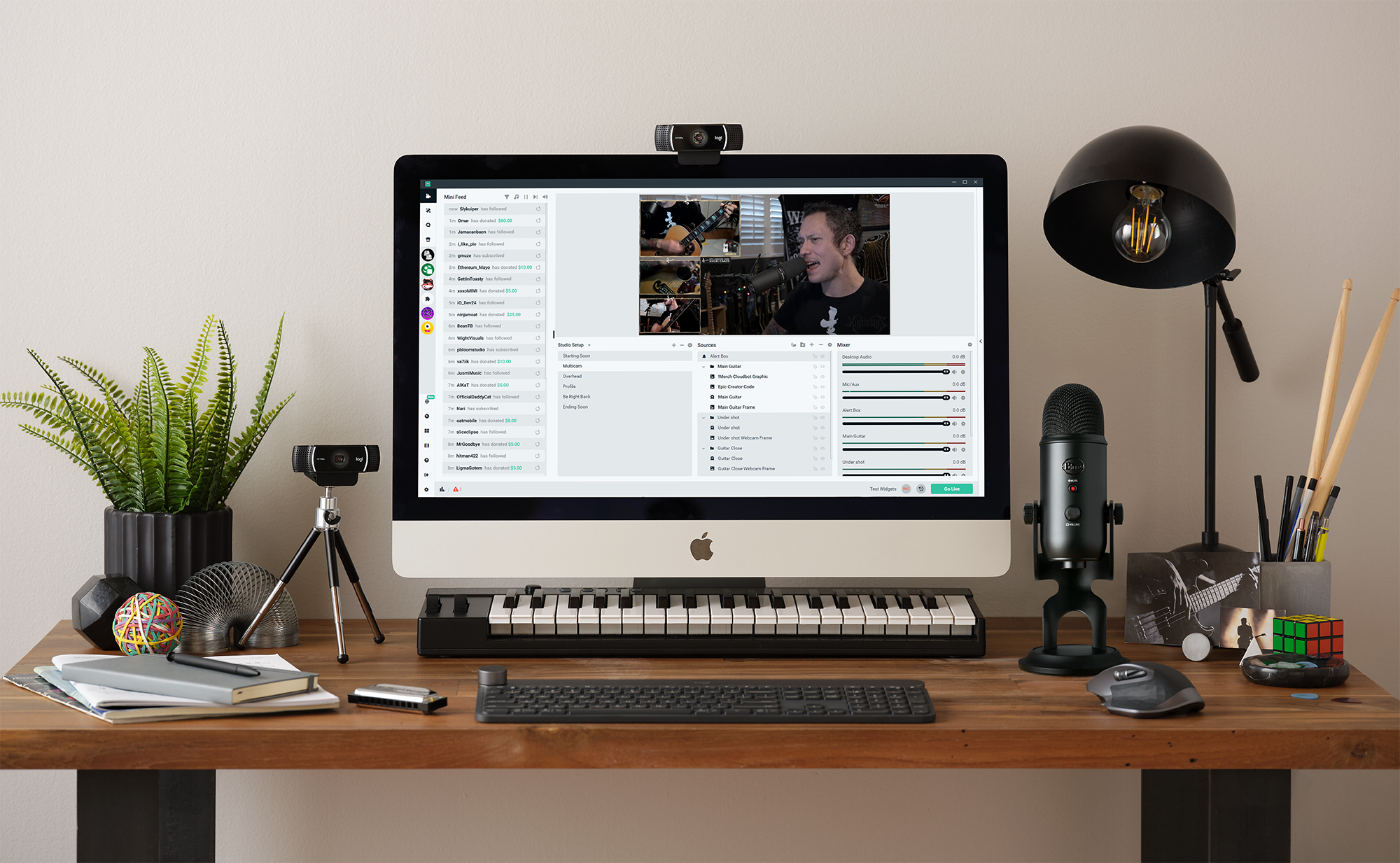 Streamlabs is finally launching on macOS