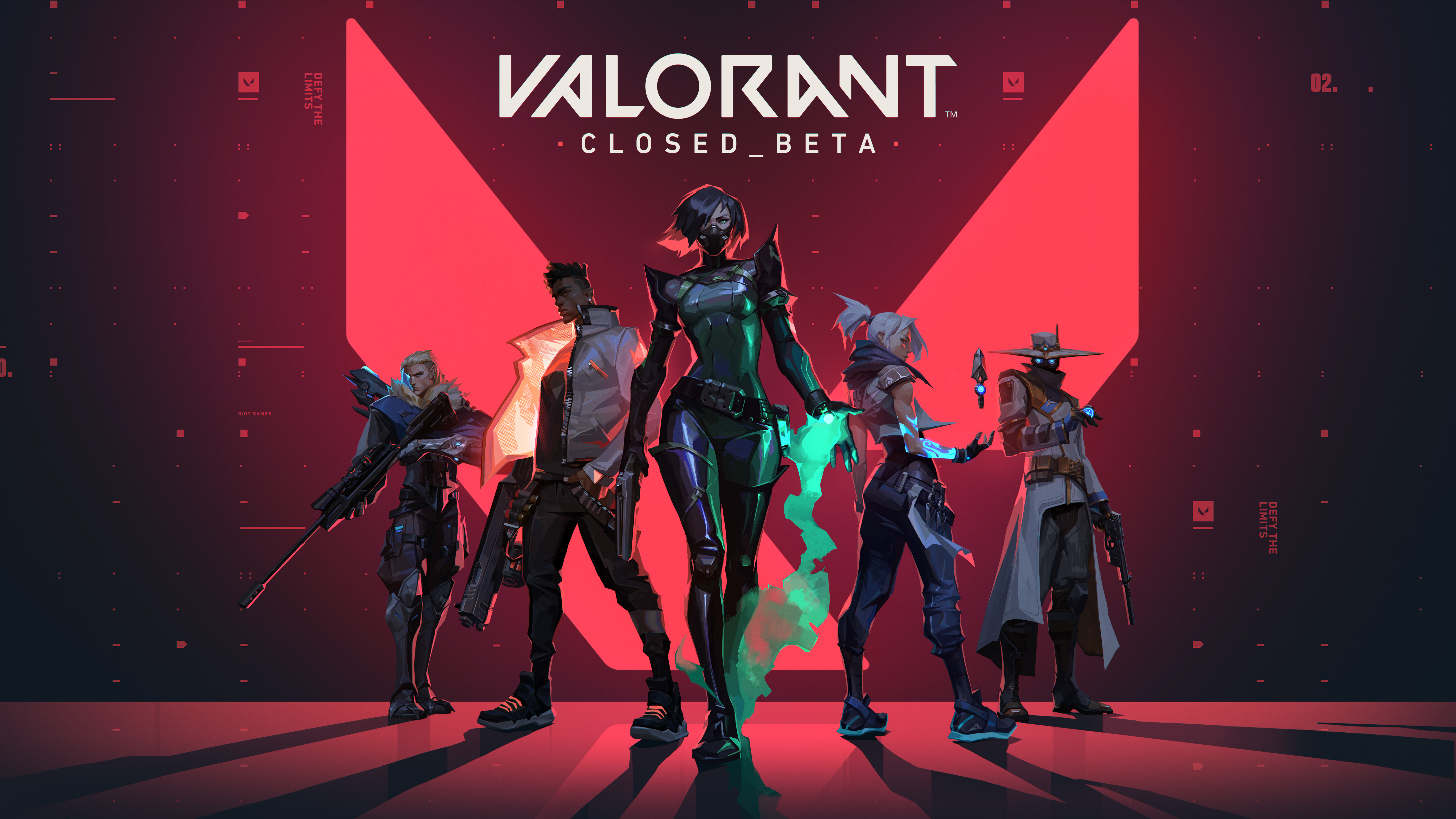 Queues are being disabled in VALORANT closed beta