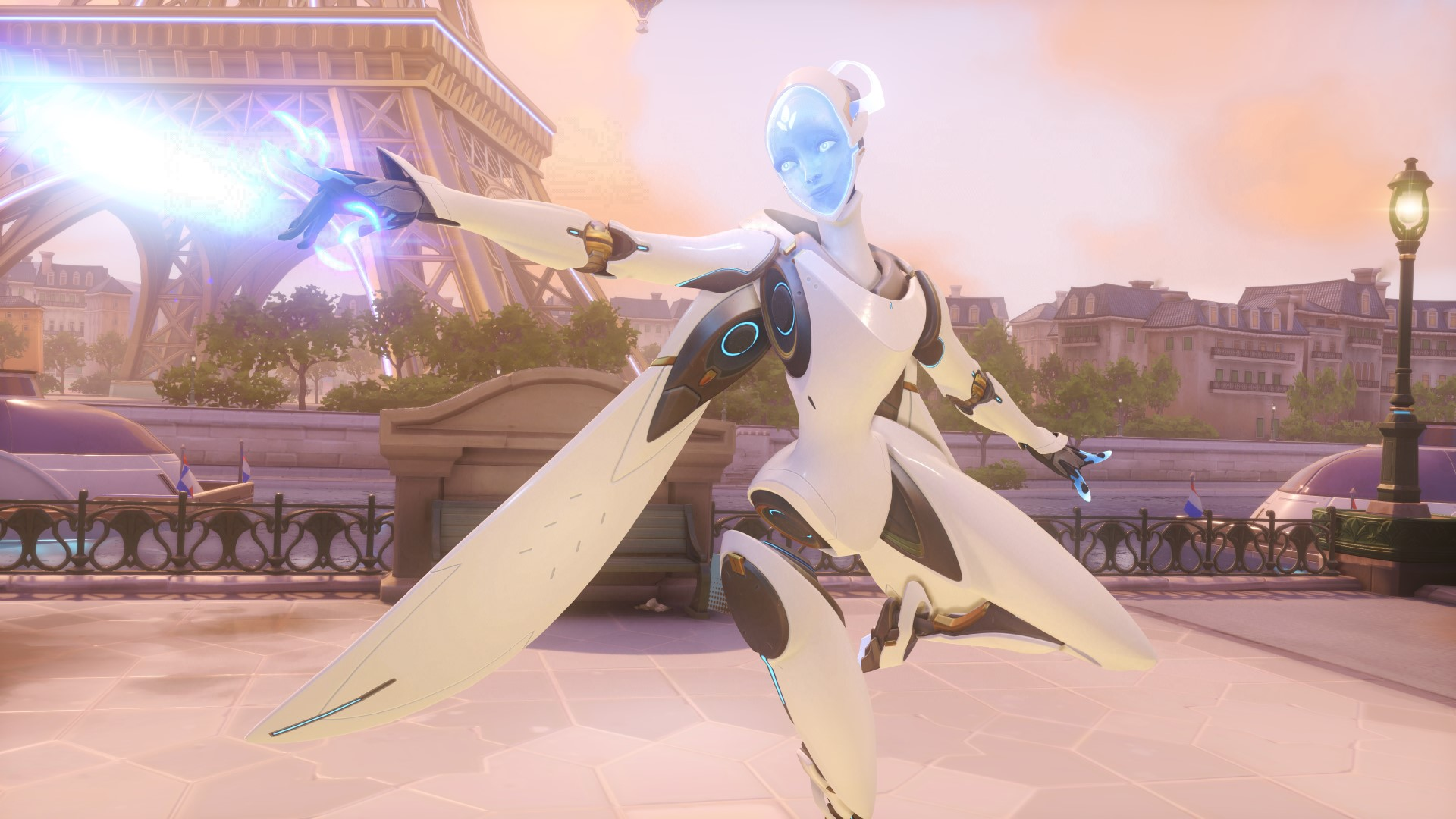 Blizzard releases Echo's skins on the Overwatch PTR