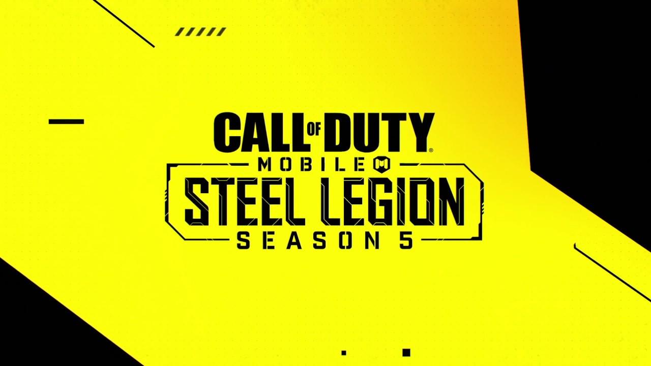 Season 5 of Call of Duty: Mobile kicks off