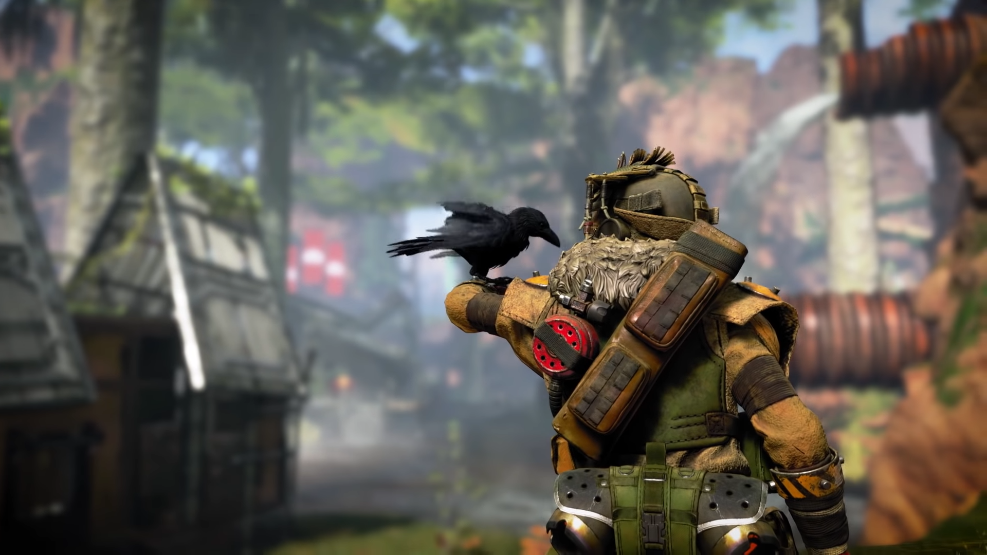 Duos mode and Kings Canyon permanently added to Apex Legends in next week's Bloodhound Town Takeover