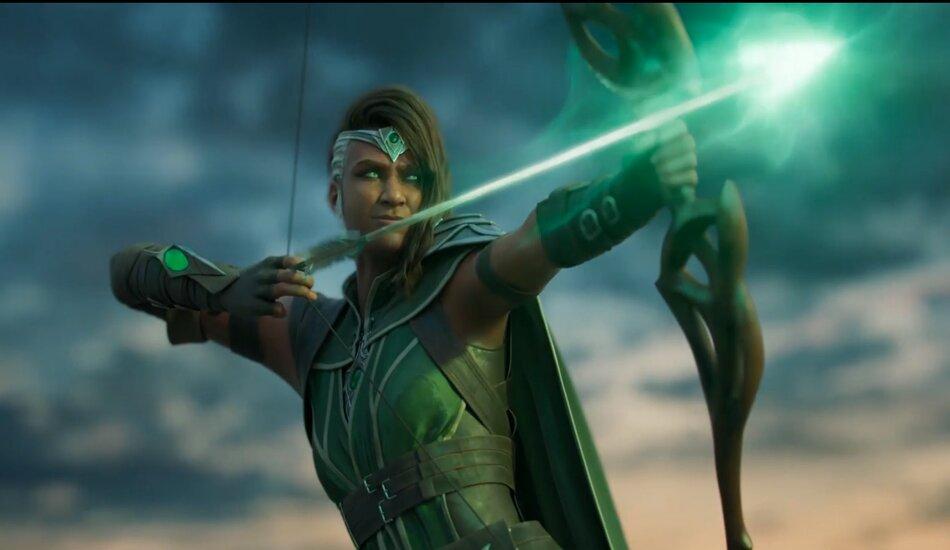 MTG Ikoria: Lair of Behemoths trailer showcases Vivien and new plane