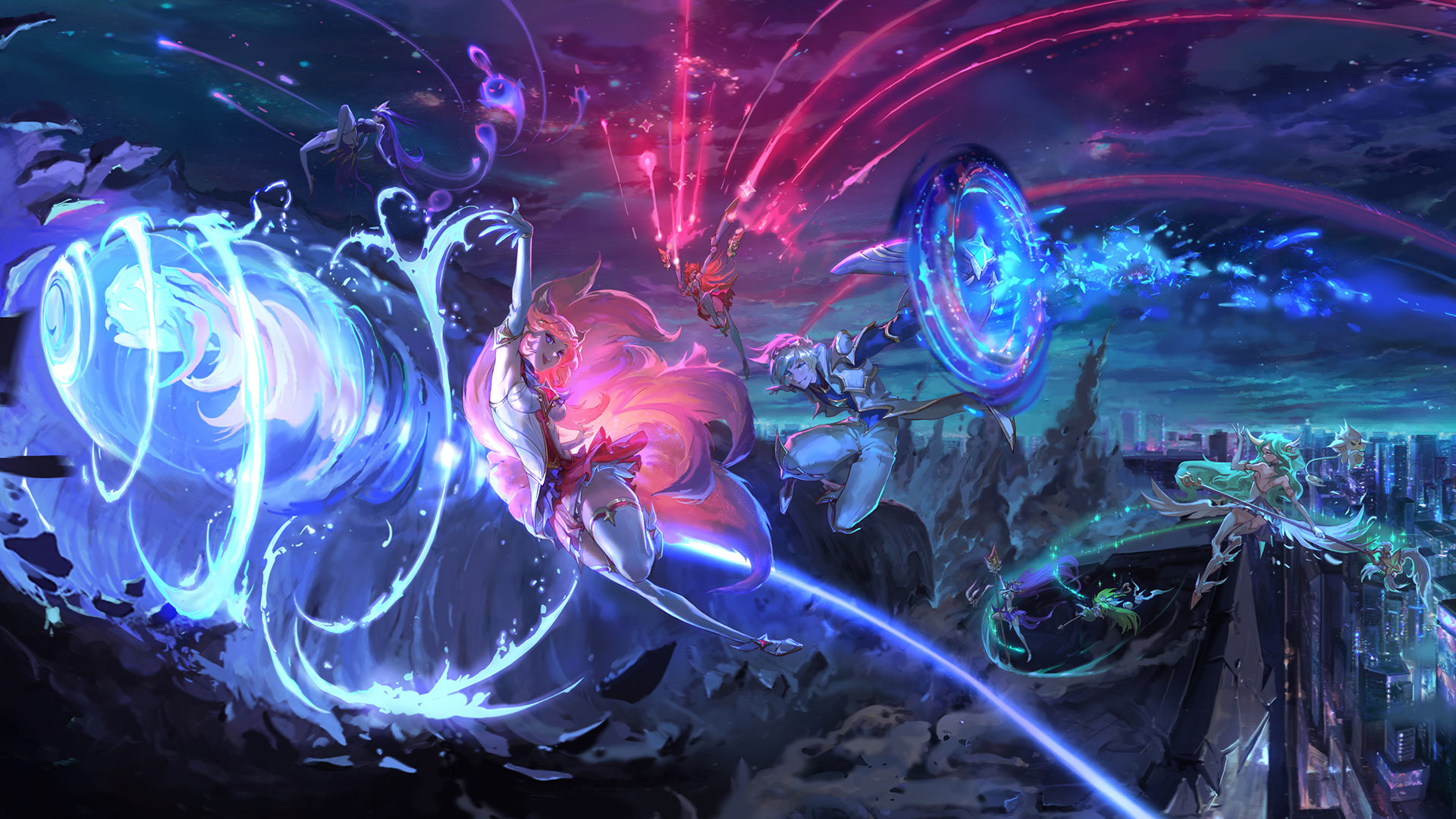 "Everything you need to know about Teamfight Tactics' new ""Galaxies"" mechanic"