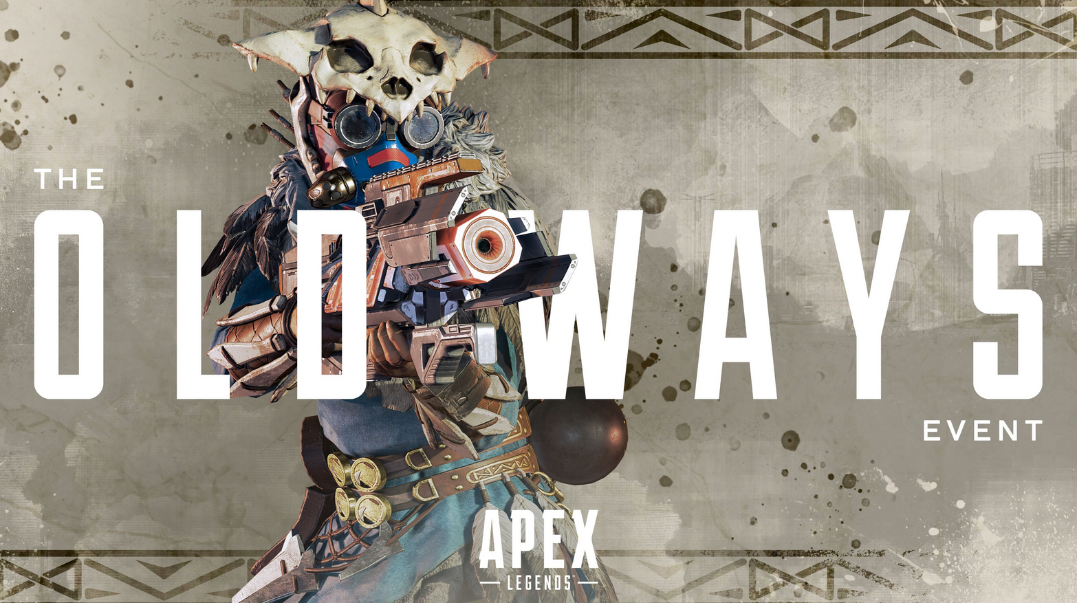 All new skins included in Apex Legends' The Old Ways event