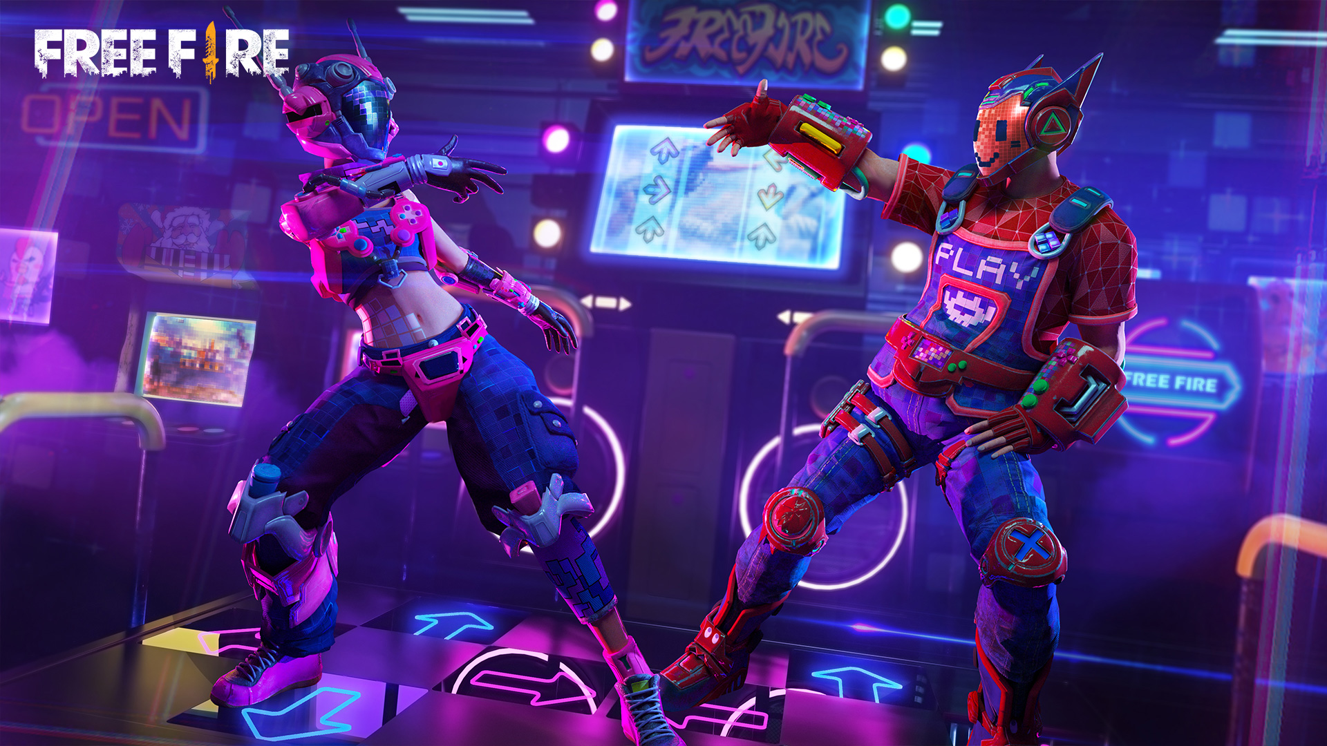 Kapella Patch Introduces New Character And Game Modes To Free Fire Dot Esports