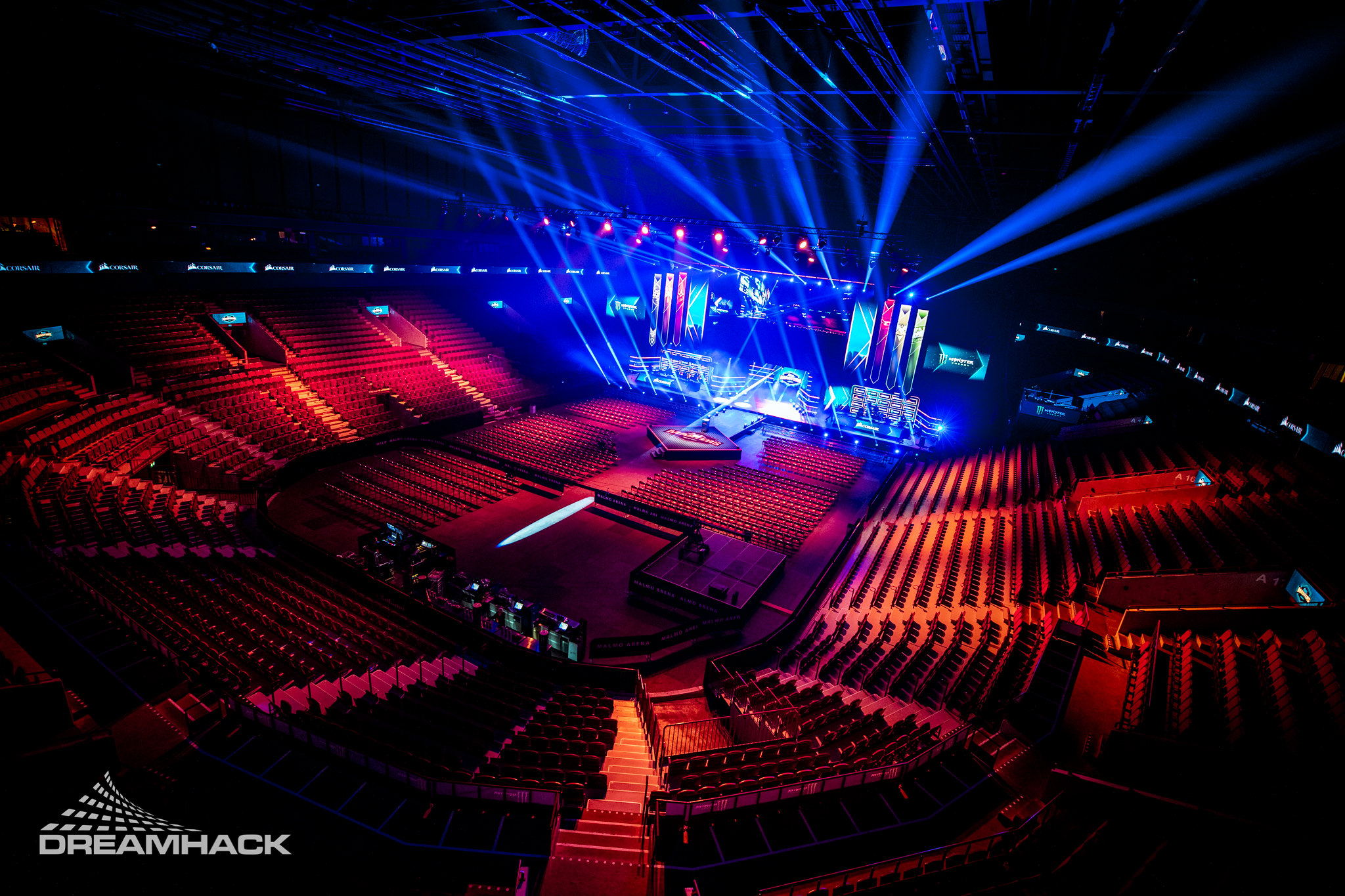 DreamHack changes its first Masters event of 2020 to online play