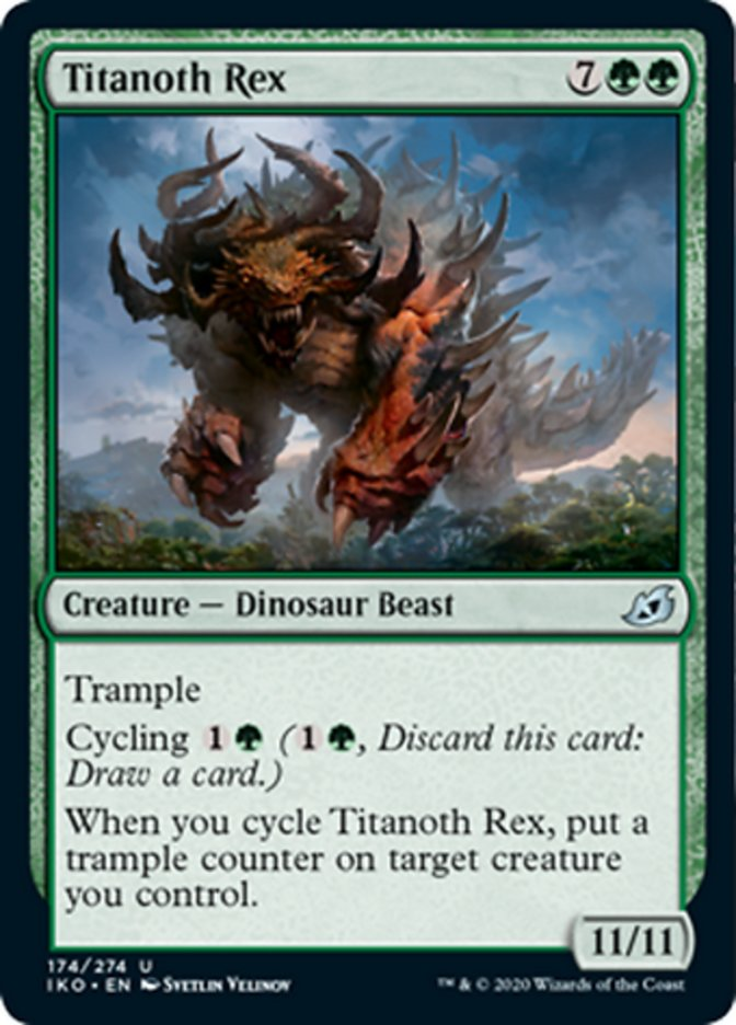 Titanoth Rex Ikoria Lair of Behemoths