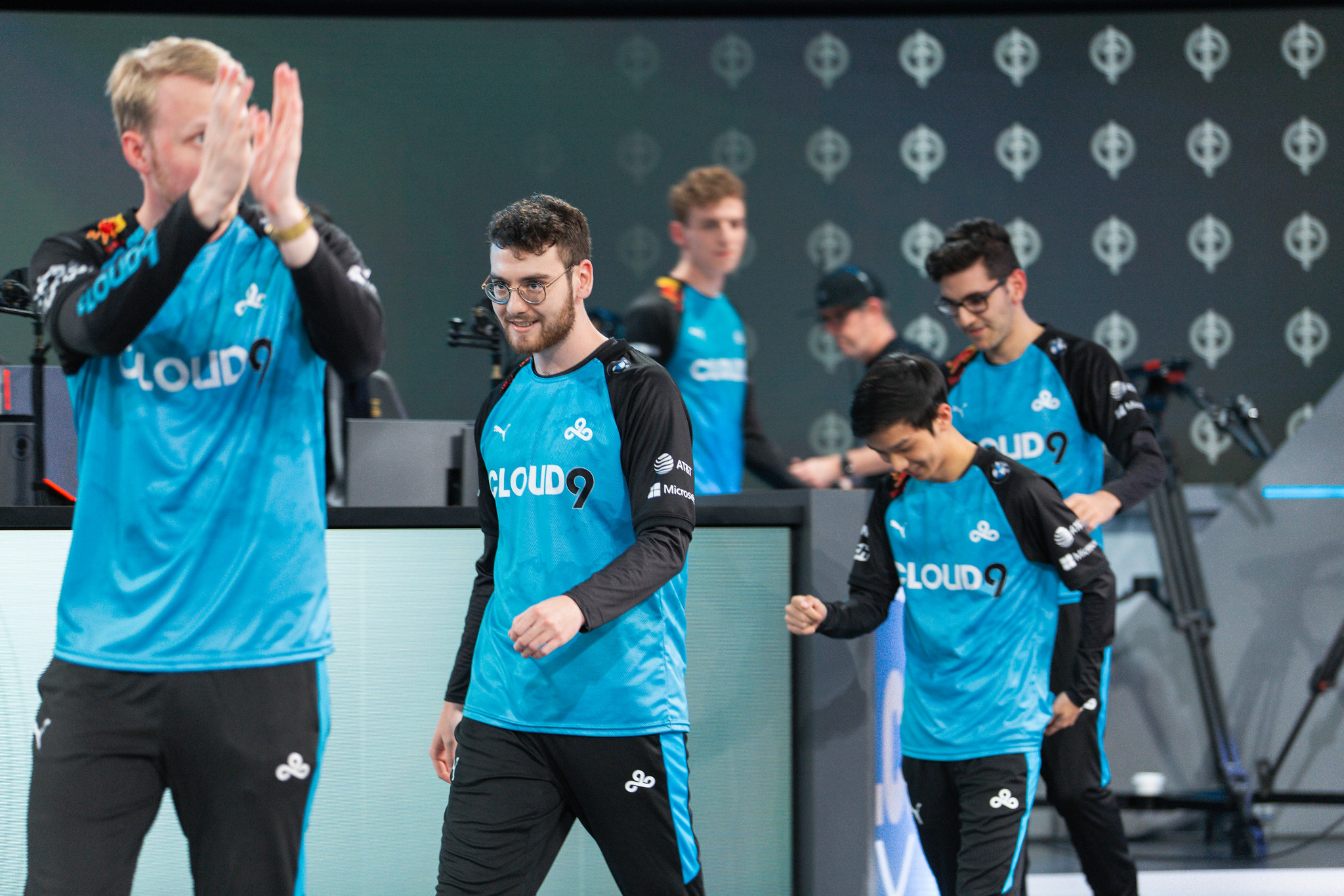 Cloud9's entire starting lineup named to 2020 LCS Spring Split All-Pro first team