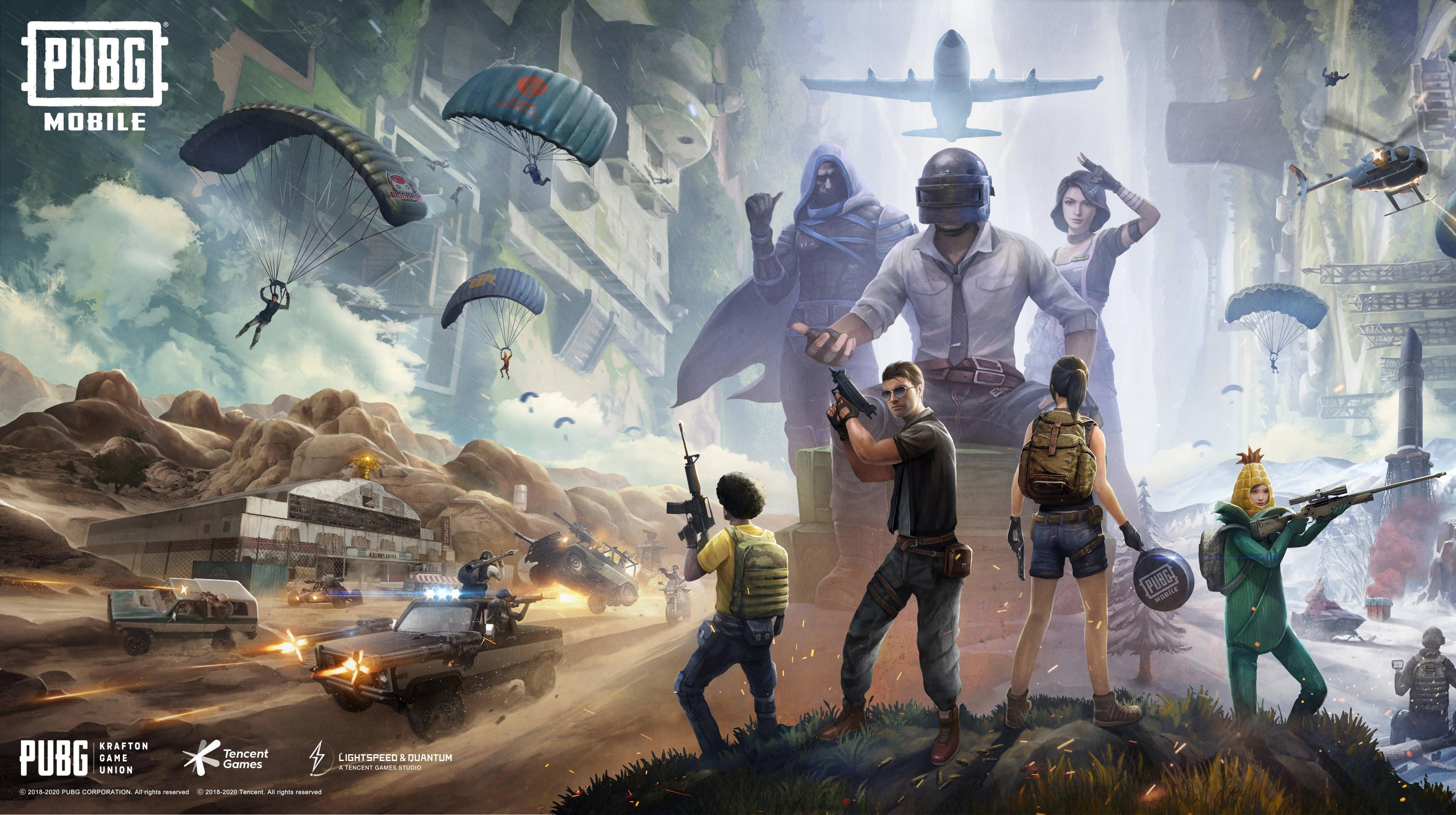 Release date and content of PUBG Mobile season 14 royale pass leaked