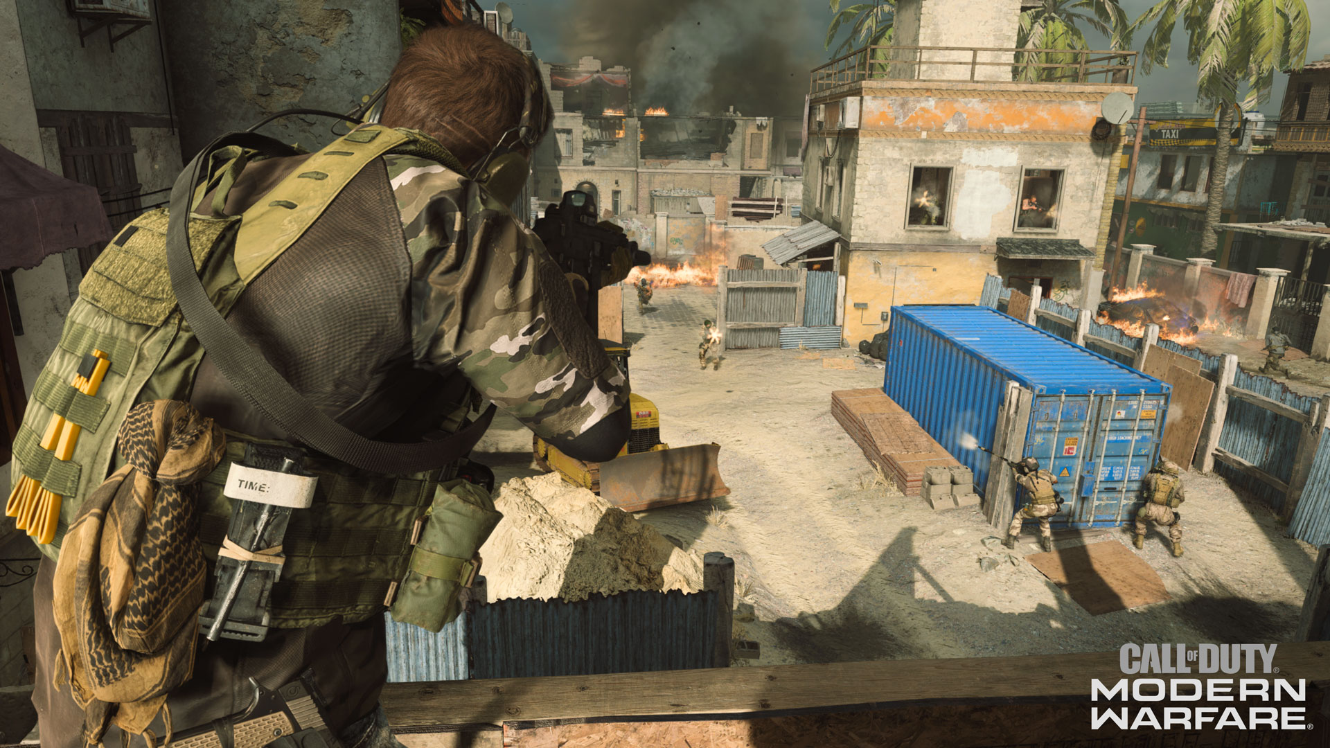 Call Of Duty Modern Warfare Update Version 1 20 Patch Notes And